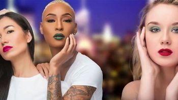625 Kosmetics Velvet Lipsticks TV Spot, 'Matte Finish' - Thumbnail 4
