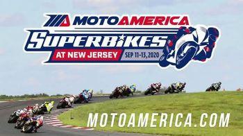 MotoAmerica TV Spot, '2020 Superbikes at New Jersey' - Thumbnail 8