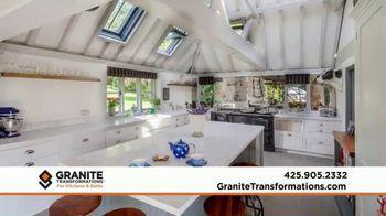 Granite Transformations TV Spot, 'Free Time' - Thumbnail 2