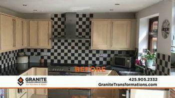 Granite Transformations TV Spot, 'Free Time' - Thumbnail 3