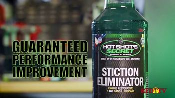 Hot Shot's Secret TV Spot, 'Restore Your Engine's Performance'