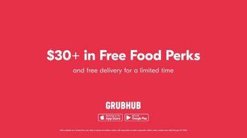 Grubhub TV Spot, 'Reward It: Johnson Family: $30 Perks' Song by Fatboy Slim - Thumbnail 7