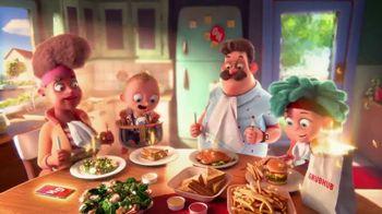 Grubhub TV Spot, 'Reward It: Johnson Family: $30 Perks' Song by Fatboy Slim - Thumbnail 3