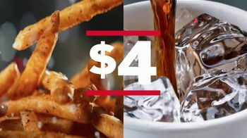 Checkers $4 Meal Deal Steals TV Spot, 'Pick Your Sandwich' - Thumbnail 7