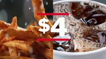 Checkers $4 Meal Deal Steals TV Spot, 'Pick Your Sandwich' - Thumbnail 8