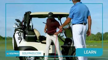 GolfPass TV Spot, 'Make Strides' - Thumbnail 6