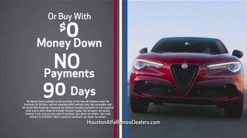 Alfa Romeo Labor Day Sales Event TV Spot, 'Imagine' [T2] - Thumbnail 4