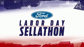 Ford Labor Day Sellathon TV Spot, 'Sizzling Hot Deals' [T2] - Thumbnail 1