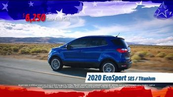Ford Labor Day Sellathon TV Spot, 'Sizzling Hot Deals' [T2] - Thumbnail 2