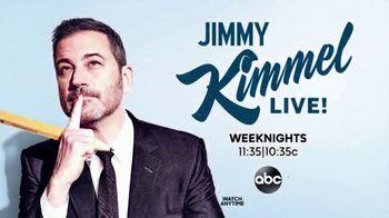 Spectrum Mobile TV Spot, 'Jimmy Kimmel Live!: Save 40%'