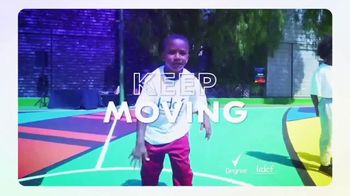 Degree Deodorants TV Spot, 'Kevin Durant Charity Foundation: Keep Moving' - Thumbnail 5