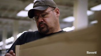 Bassett Labor Day Sale TV Spot, 'Our Makers. Your Story.'
