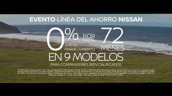 Nissan Evento Línea del Ahorro TV Spot, 'Llamada de embarque final' [Spanish] [T2] - Thumbnail 8