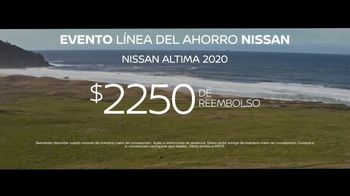 Nissan Evento Línea del Ahorro TV Spot, 'Llamada de embarque final' [Spanish] [T2] - Thumbnail 7