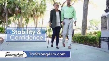 StrongArm Comfort Cane TV Spot, 'Unreliable Cane' - Thumbnail 5