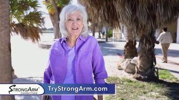 StrongArm Comfort Cane TV Spot, 'Unreliable Cane' - Thumbnail 7