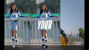 NFL Shop TV Spot, 'Make the Game Yours' Song by ADÉ - Thumbnail 5