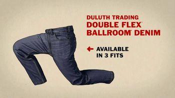 Duluth Trading Company Double Flex Denim TV Spot, 'Deeper' - Thumbnail 10