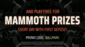 DraftKings TV Spot, 'MLB: Land of Free Competition: Huge Prizes' - Thumbnail 9