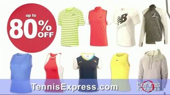 Tennis Express Labor Day Mega Sale TV Spot, 'Shoes, Clothes and Free Stringing' - Thumbnail 5
