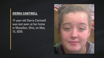 National Center for Missing & Exploited Children TV Spot, 'Sierra Cantwell'