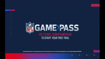 NFL Game Pass TV Spot, 'Watch When You Want' - Thumbnail 8