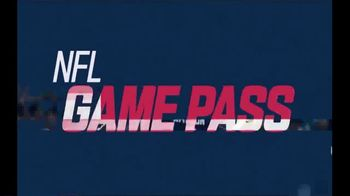 NFL Game Pass TV Spot, 'Watch When You Want' - Thumbnail 7