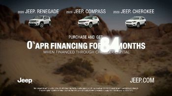 Jeep Labor Day Sales Event TV Spot, 'Awakening' Song by Ryan Taubert [T2] - Thumbnail 10