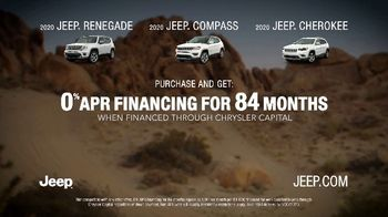 Jeep Labor Day Sales Event TV Spot, 'Awakening' Song by Ryan Taubert [T2] - Thumbnail 9