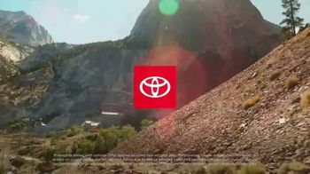 Toyota TV Spot, 'Today's the Day: Invincible' Song by Aloe Blacc [T1] - Thumbnail 1