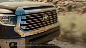 Toyota TV Spot, 'Today's the Day: Invincible' Song by Aloe Blacc [T1] - Thumbnail 2