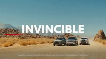 Toyota TV Spot, 'Today's the Day: Invincible' Song by Aloe Blacc [T1] - Thumbnail 7