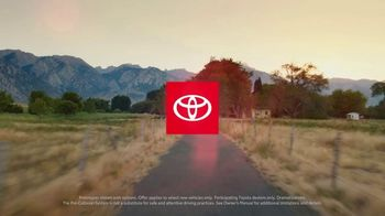 Toyota TV Spot, 'Today's the Day: Outsmart' Song by Bob Marley and the Wailers [T1] - Thumbnail 1