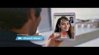 Shaadi Meet TV Spot, 'Video Calling' - Thumbnail 9