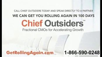 Chief Outsiders TV Spot, 'Get Rolling Again' - Thumbnail 10