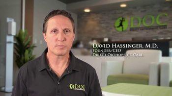 Direct Orthopedic Care TV Spot, 'Create Capacity'