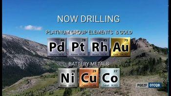 Group Ten Metals TV Spot, 'Now Drilling' - Thumbnail 3