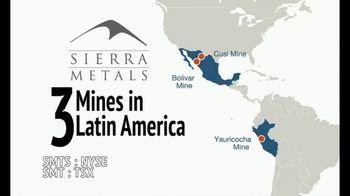 Sierra Metals TV Spot, 'Three Mines in Latin America' - Thumbnail 3