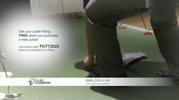 Club Champion Putter Fitting Month TV Spot, 'September Only' - Thumbnail 3