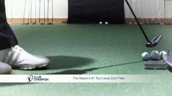 Club Champion Putter Fitting Month TV Spot, 'September Only' - Thumbnail 4
