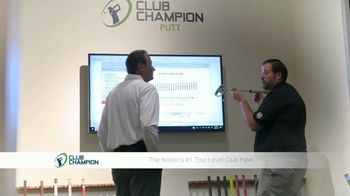 Club Champion Putter Fitting Month TV Spot, 'September Only' - Thumbnail 5