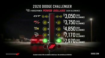 Dodge Power Dollars TV Spot, 'Starting Line' Song by AC/DC [T2] - Thumbnail 6