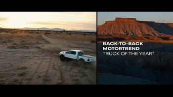 Ram Trucks TV Spot, 'What a Truck Can Be' [T1]
