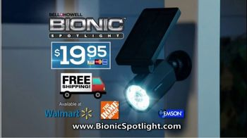 Bionic Spotlight TV Spot, 'Outdoor Lighting: Single Offer' - Thumbnail 9