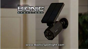 Bionic Spotlight TV Spot, 'Outdoor Lighting: Single Offer'