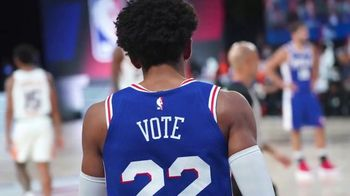 I Am a Voter TV Spot, 'NBA Voices' - 120 commercial airings