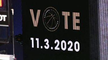 I Am a Voter TV Spot, 'NBA Voices' - Thumbnail 5