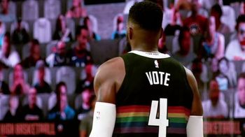I Am a Voter TV Spot, 'NBA Voices' - Thumbnail 8