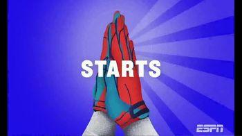 ESPN Fantasy Football TV Spot, 'Football Starts This Week' - Thumbnail 2