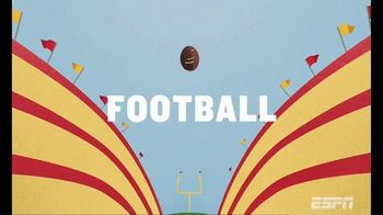 ESPN Fantasy Football TV Spot, 'Football Starts This Week'